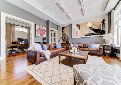 Oakville Architecture Photography Video | Great-Room-(2)
