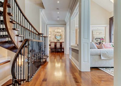 Oakville Architecture Photography Video | Hallway-(1)