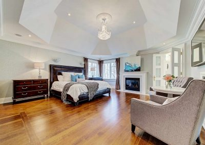 Oakville Architecture Photography Video | Master-Bedroom-(1)