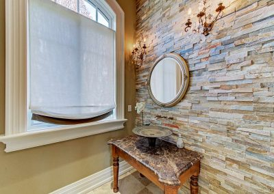 Oakville Architecture Photography Video | Powder-Room