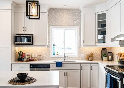Kitchen Photography Oakville Burlington